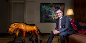 Billionaire Ranjan Pai in a one-horse race