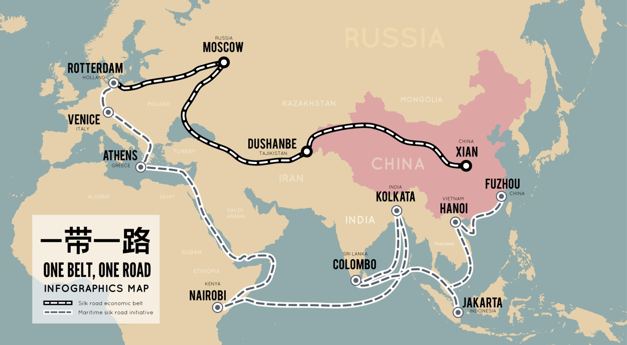 'To suggest that India rejects the Belt and Road Initiative in its entirety would be wrong'