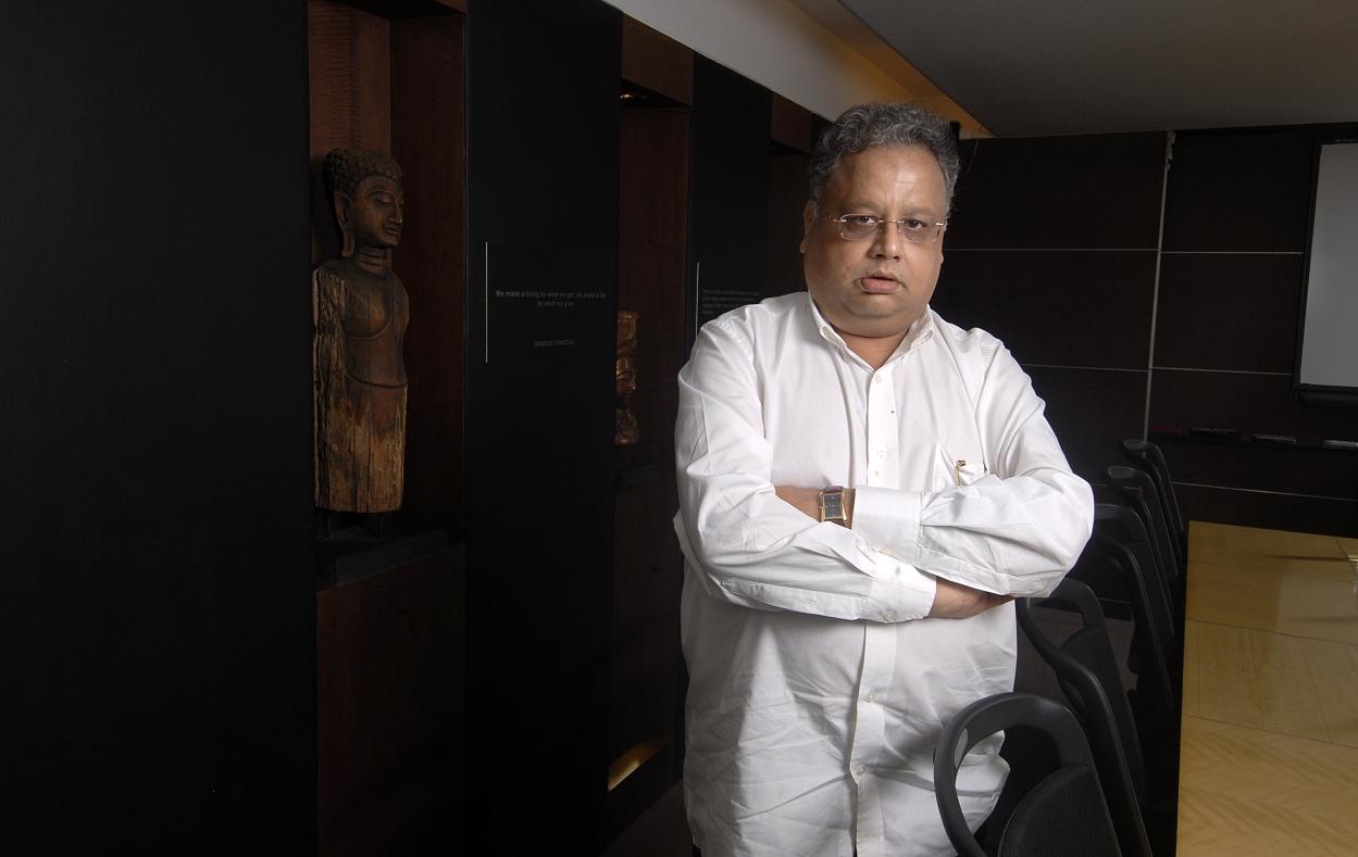 The aura of Rakesh Jhunjhunwala