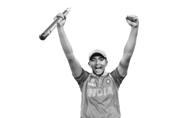 Prithvi Shaw, Cricketer