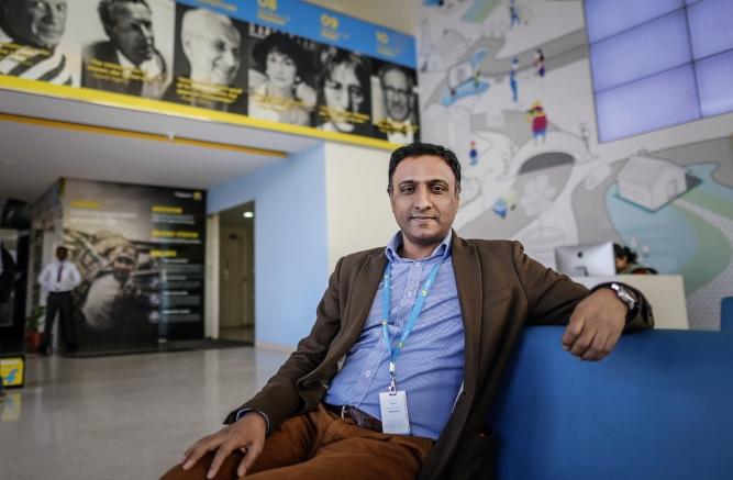 Kalyan Krishnamurthy, Chief executive officer of Flipkart