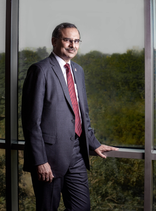 <em>Sanjiv Singh</em>, Chairman and Managing Director of Indian Oil Corporation Limited.