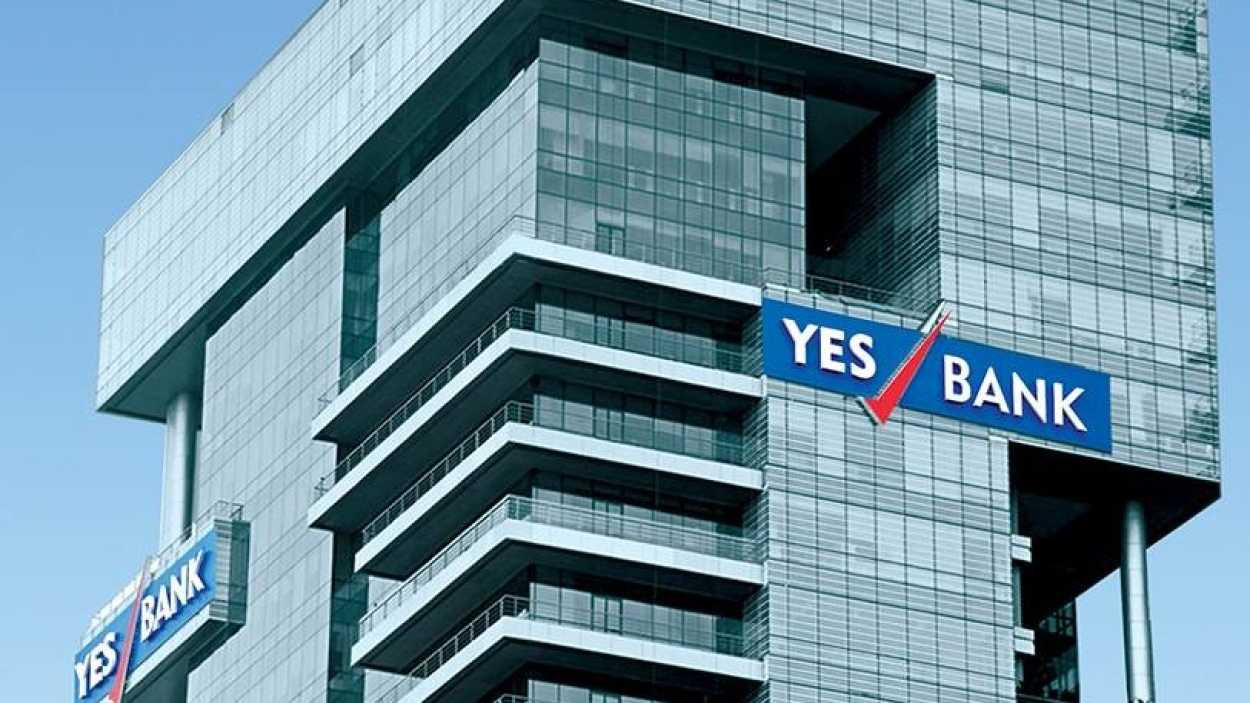 YES Bank posts first ever quarterly loss