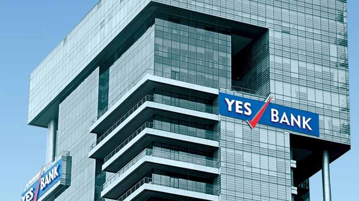 The fall and fall of YES Bank share prices