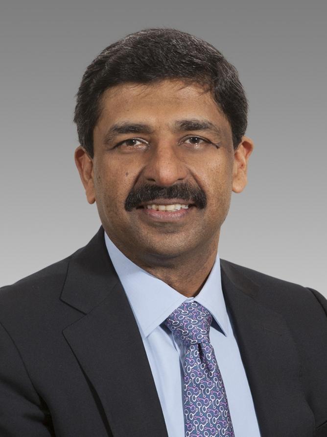 Vikas Sharma, head of Asia Ex-Japan, Nomura