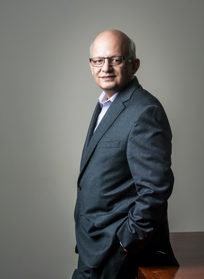 N. G. Subramaniam, chief operating officer, Tata Consultancy Services