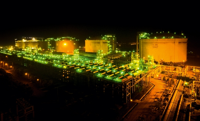 LNG: It's light, natural and green