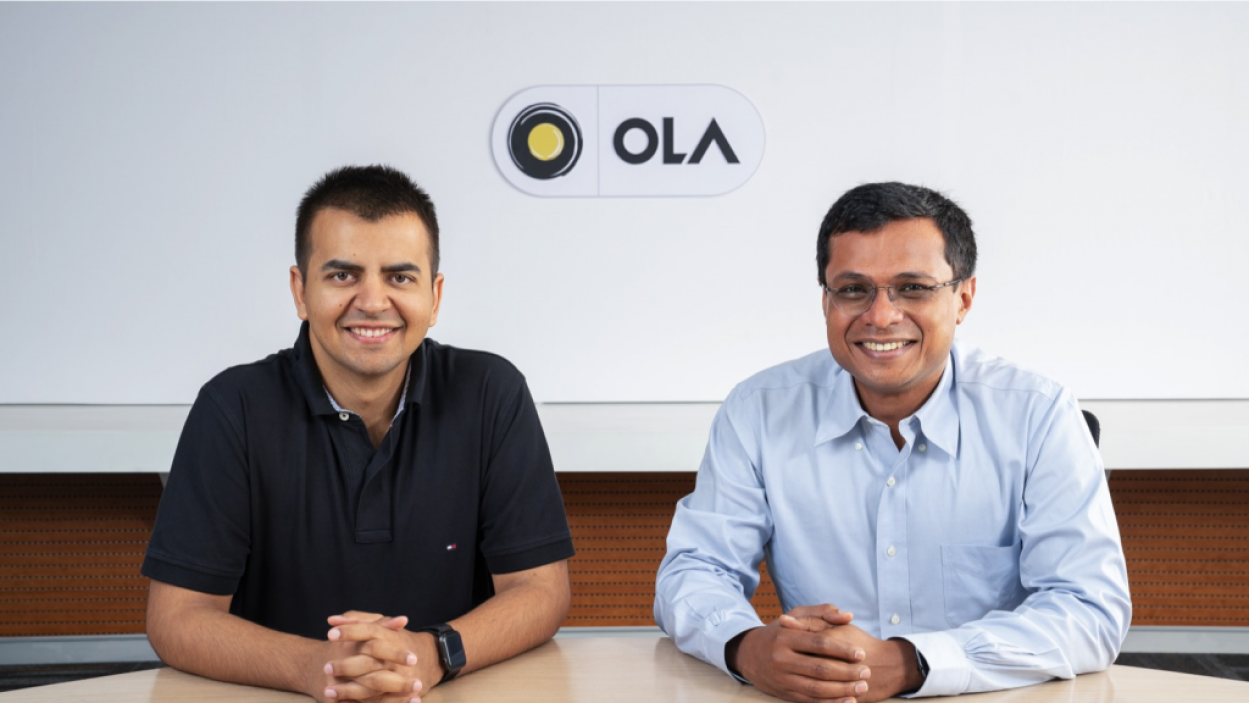 Sachin Bansal rides in Ola, as Swiggy looks to gulp Uber Eats