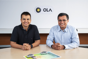 Flipkart co-founder Sachin Bansal invests ₹650 cr in Ola