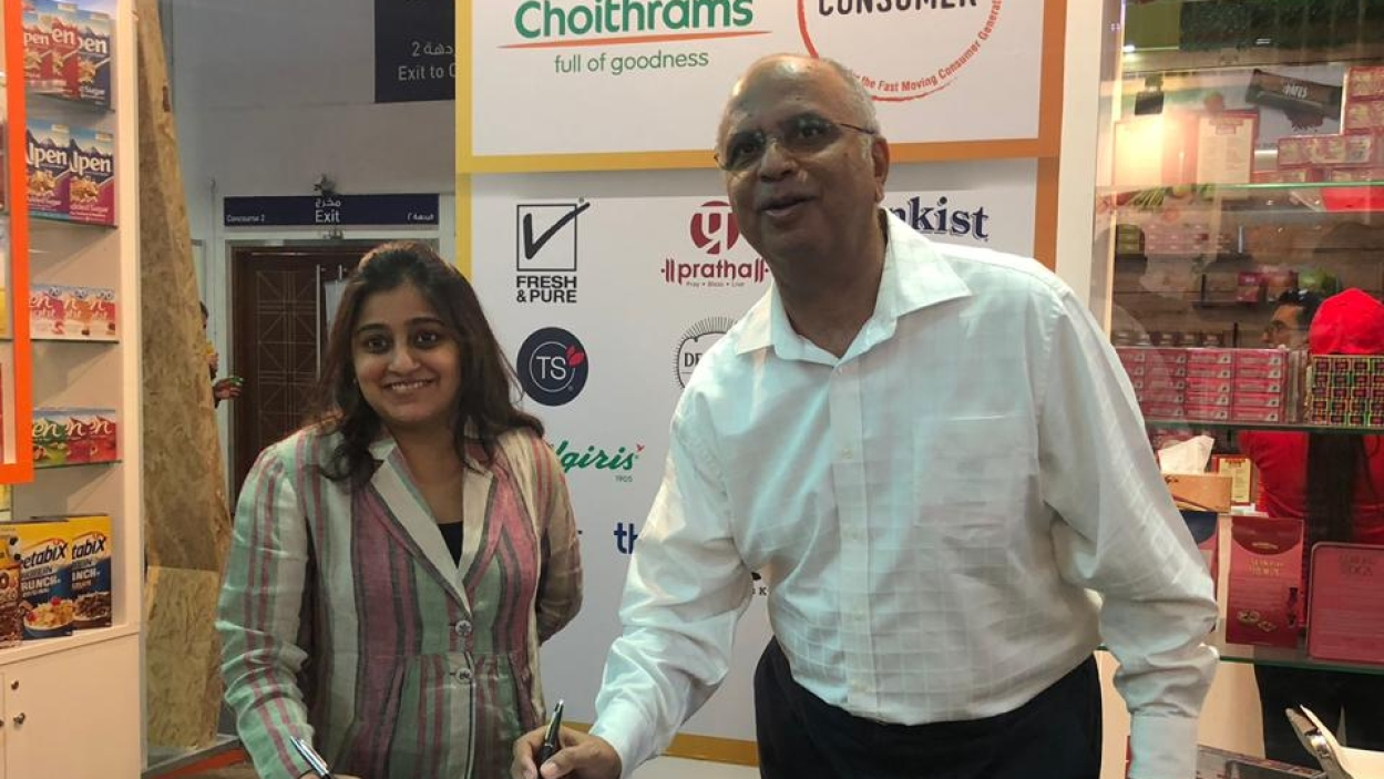 Future Consumer inks MoU with Choithrams