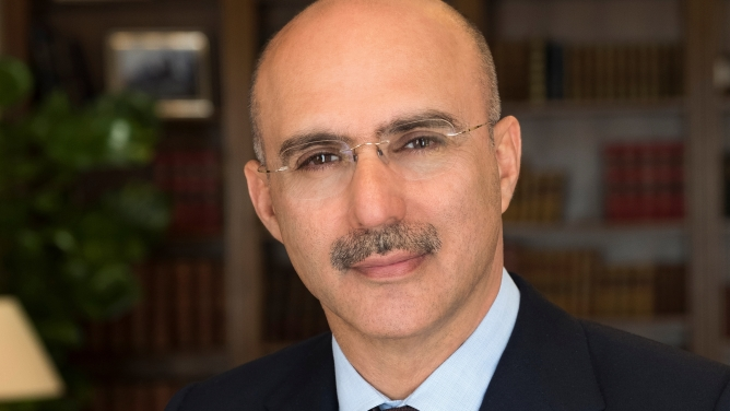 Mohammad Bin Mahfoodh Alardhi, executive chairman, Investcorp