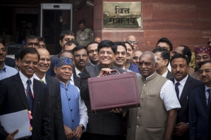Corporate India reacts to Interim Budget 2019