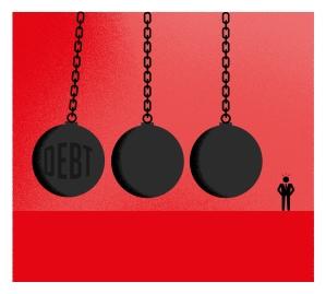 Fortune India 500: Avoiding the debt protocol