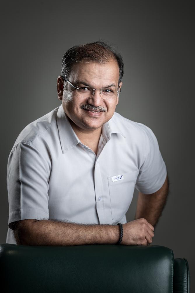 Pankaj K. Mittal, CEO, Motherson Sumi Systems.