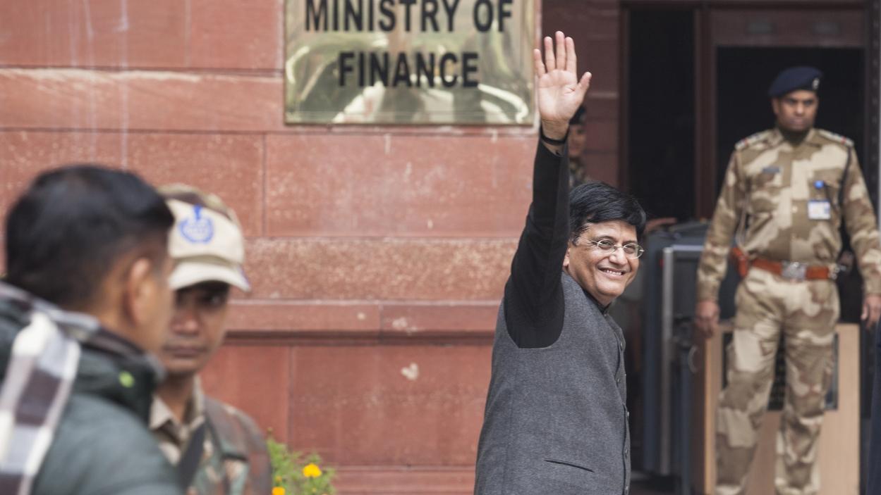 Had guts to direct RBI to act on NPAs: Piyush Goyal