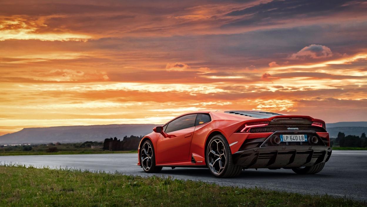 Lamborghini Huracán Evo:What's in a name?