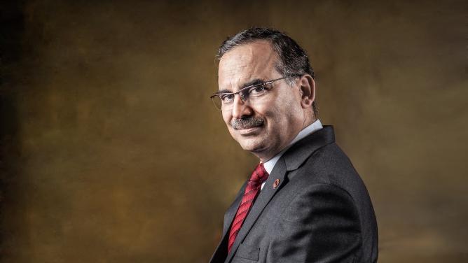 Sanjiv Singh, chairman, Indian Oil Corporation.