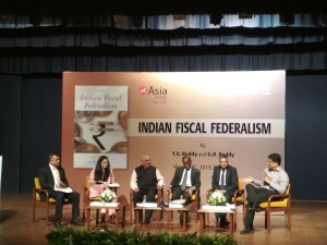 Need to foster competitive federalism among states: RBI governor