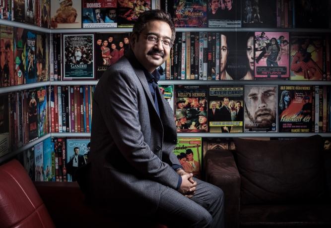 Gautam Dutta, CEO, PVR Cinemas