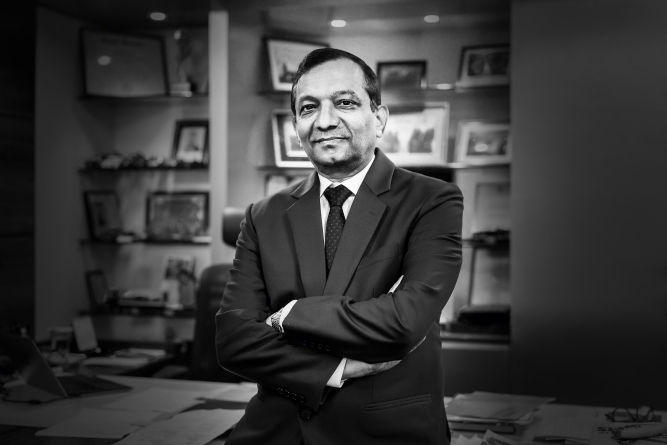 Pawan Goenka, managing director of Mahindra & Mahindra.