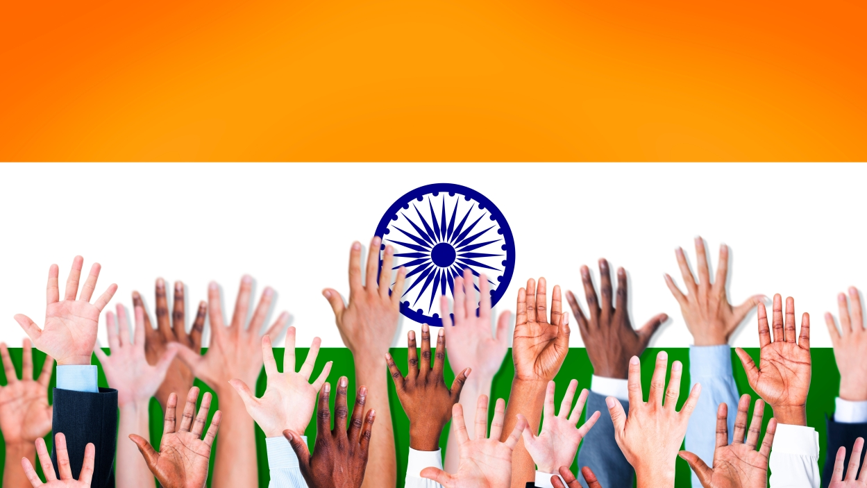 India's cacophonous polity becoming a nation
