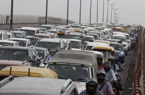Vehicle registrations fall 6% in June quarter