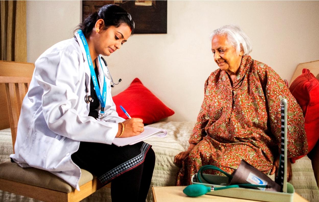 Portea Medical forays into elder care