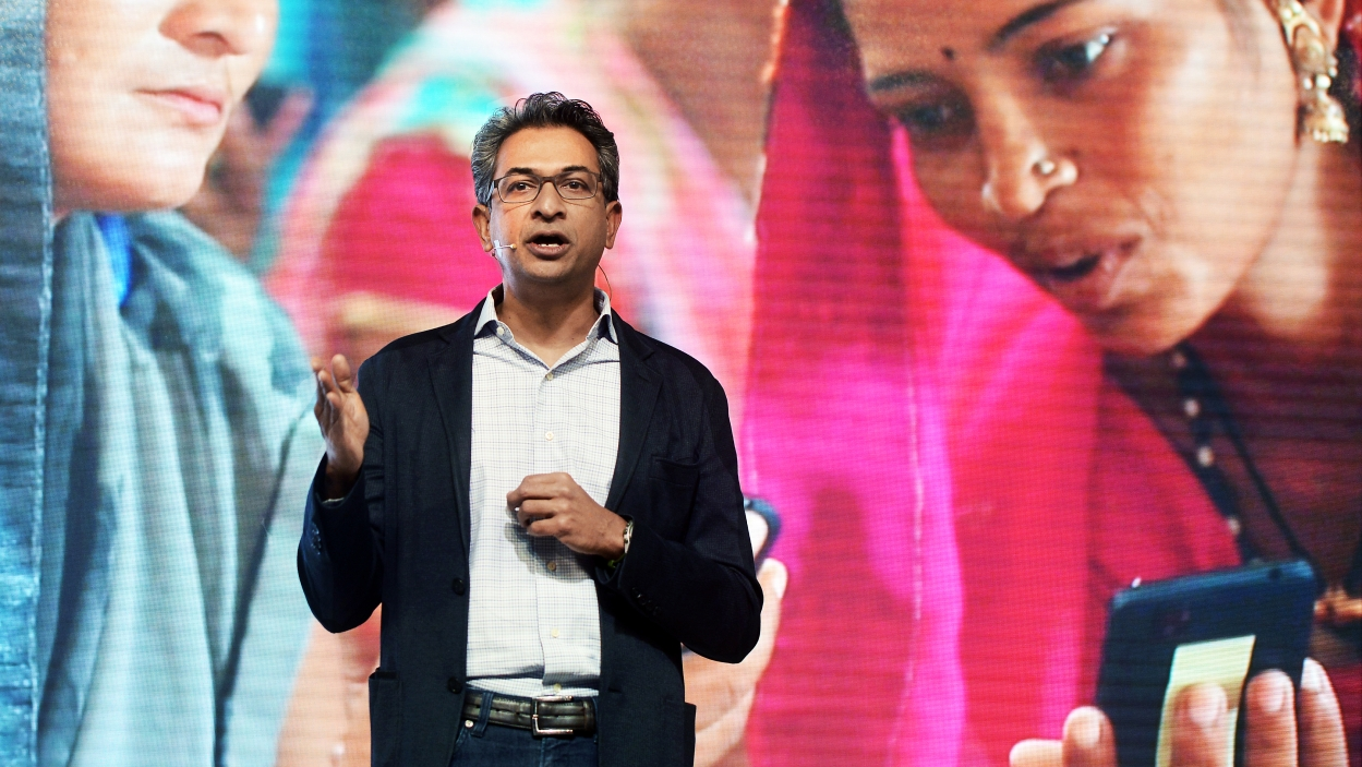 Rajan Anandan to leave Google for Sequoia Capital