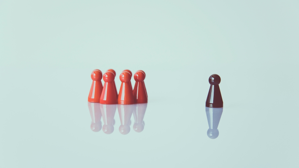 What defines corporate leadership in today's world