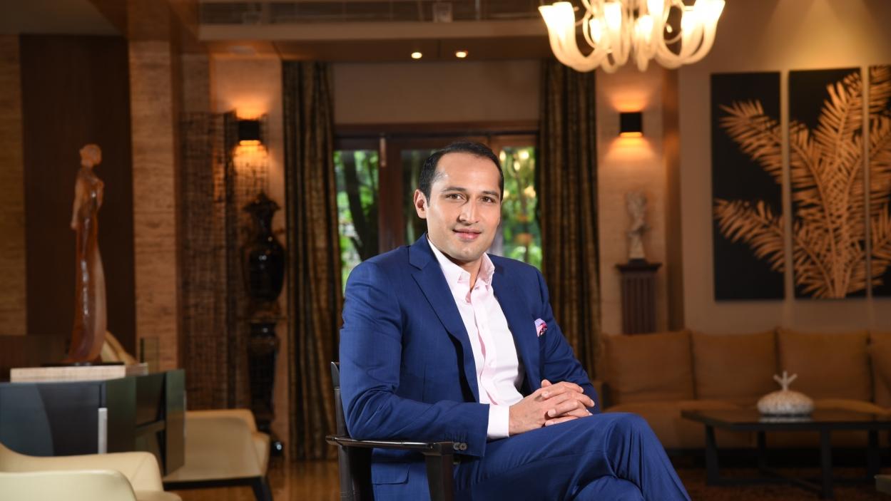 Demand for luxury homes on the rise: Ashish Puravankara