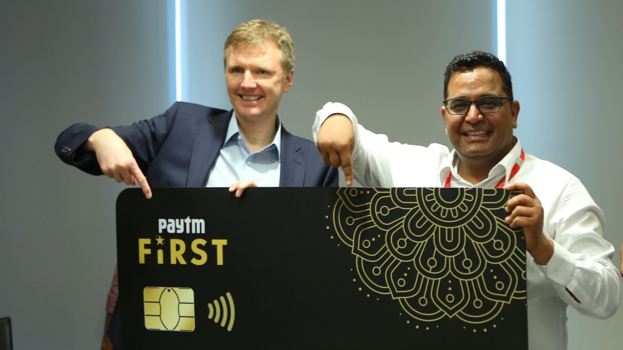 Paytm credit card promises 1% cashback on all transactions
