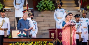With Sitharaman, be prepared to debate