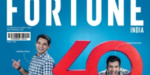 Inside the issue: 40 Under 40