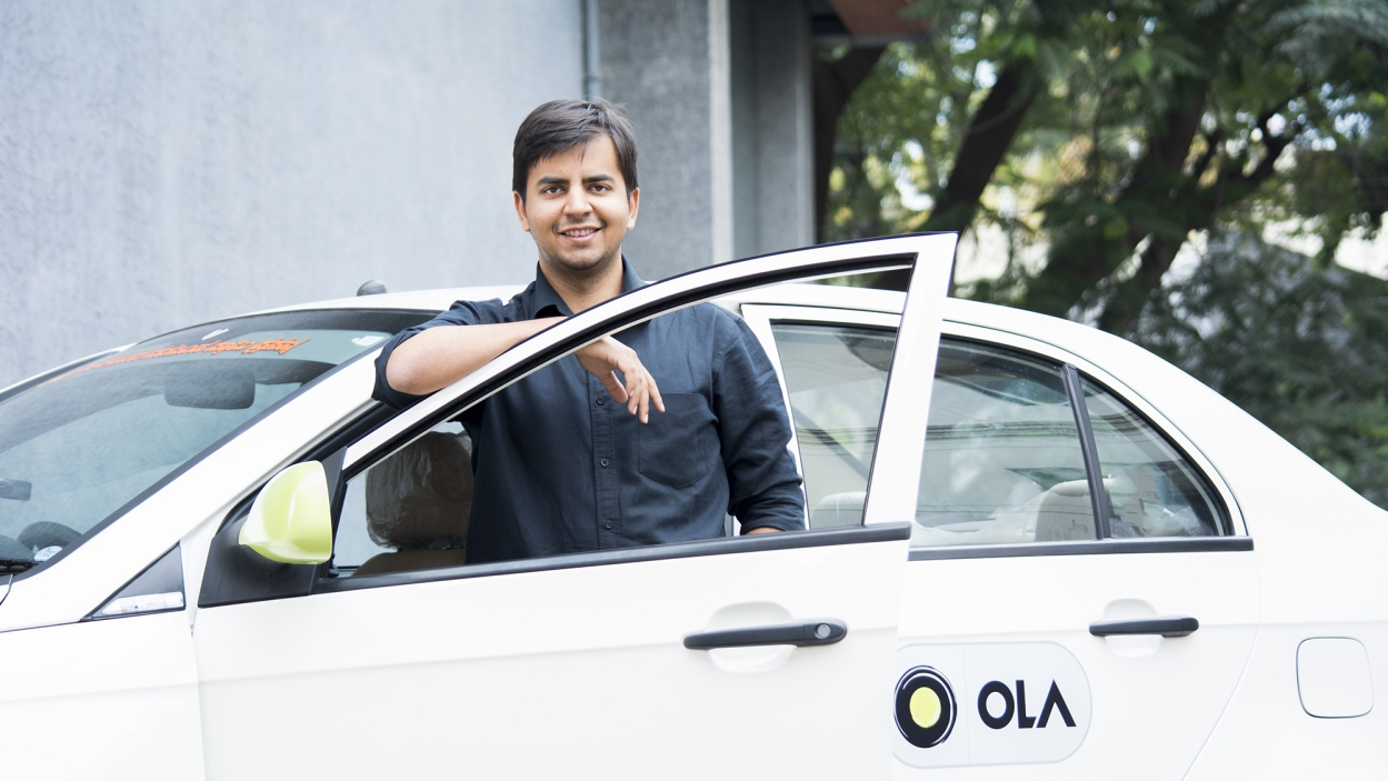 Ola to build 1 lakh two-wheeler charging points