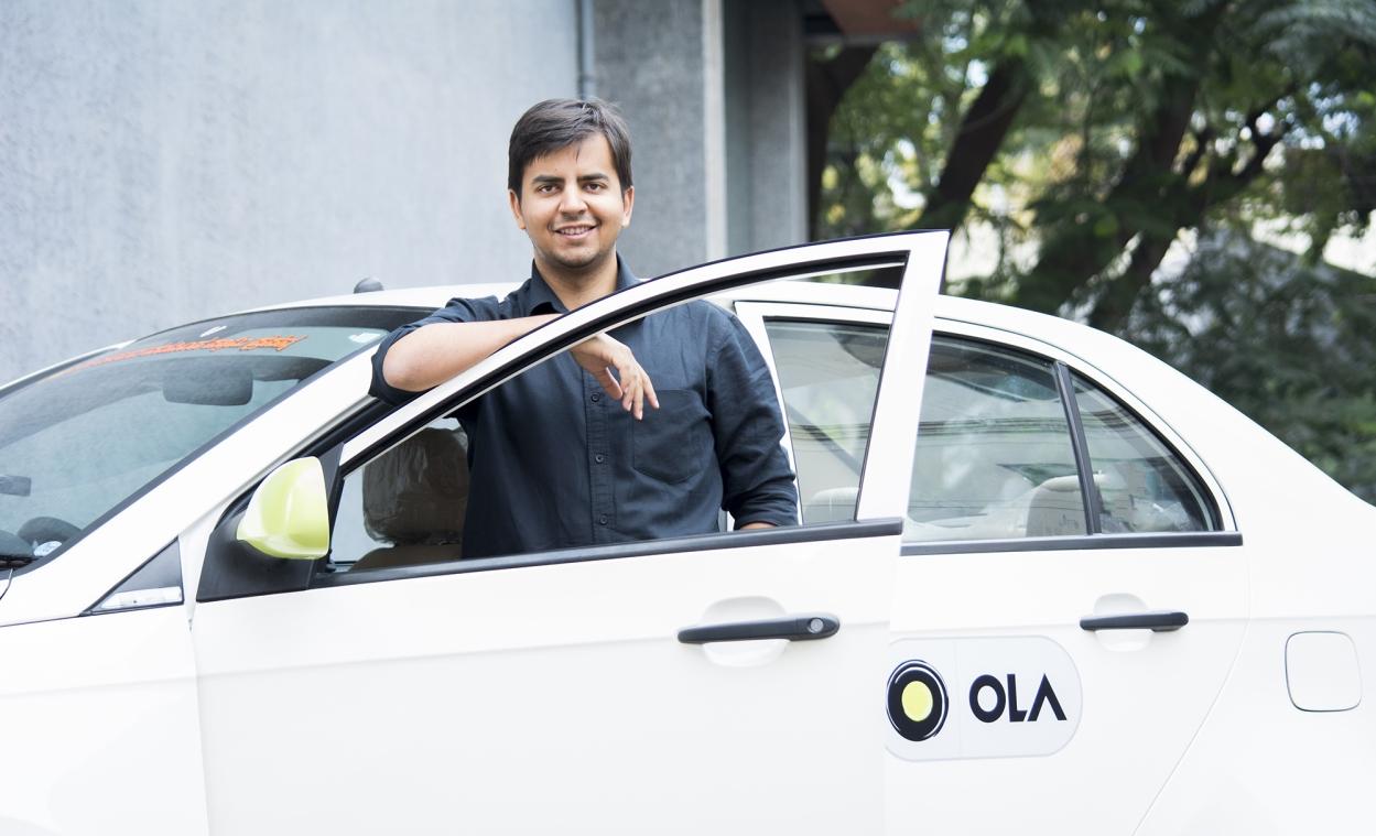 Ola debuts in London
