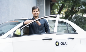 Ola debuts in London