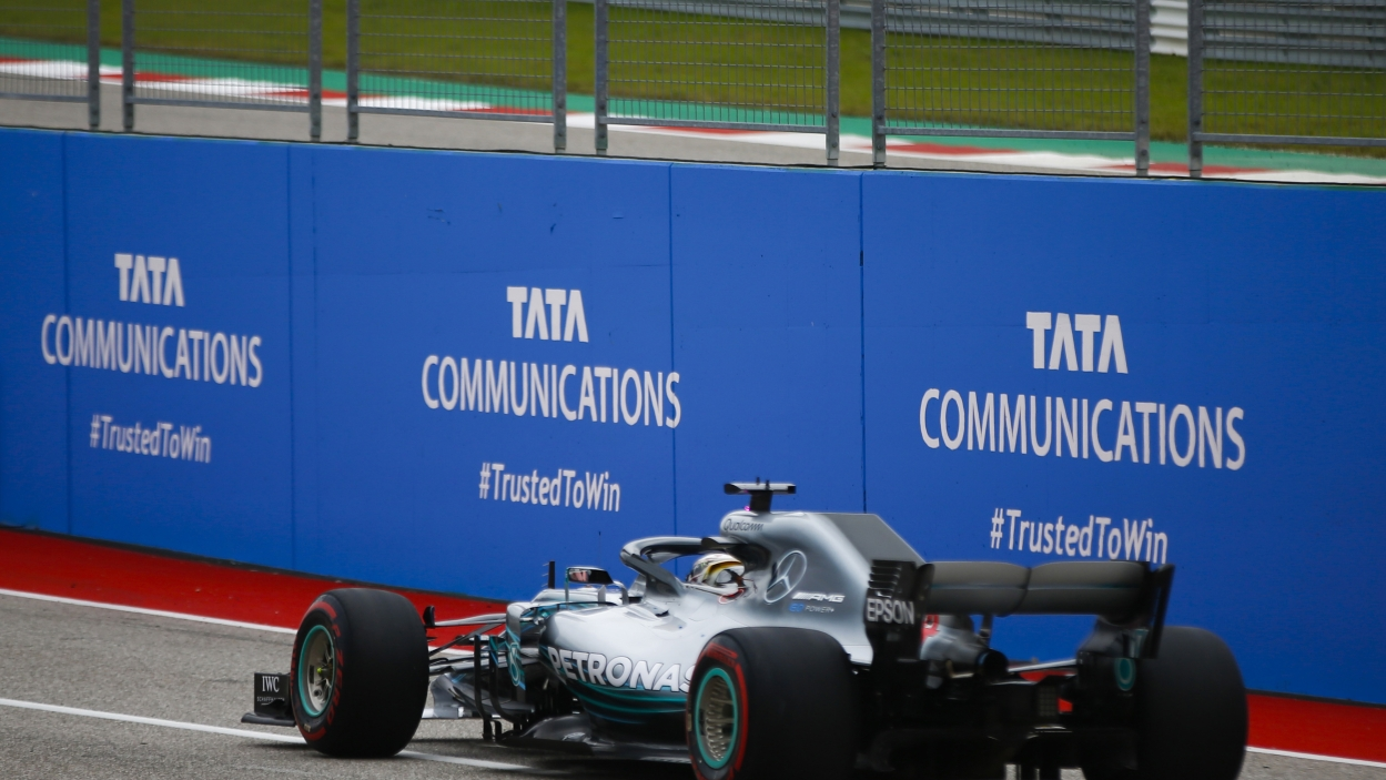 Tata Communications' high-speed dash for Formula 1