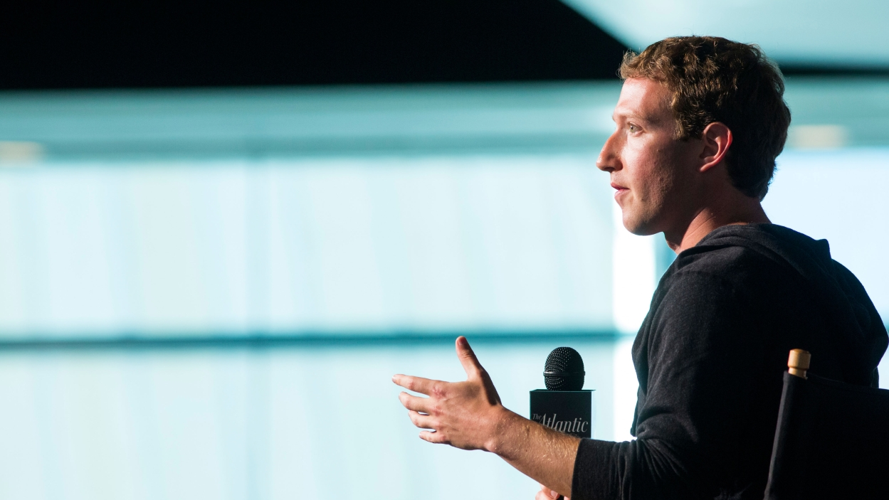 Mark Zuckerberg and the birth of Libra