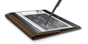 HP Spectre Folio: The leather workhorse