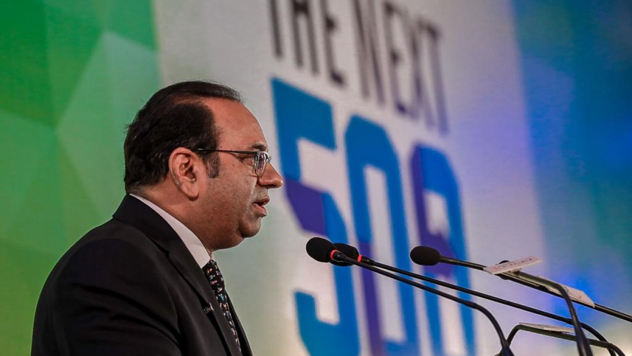 Finance is a matter of concern for MSMEs: Sandip Somany