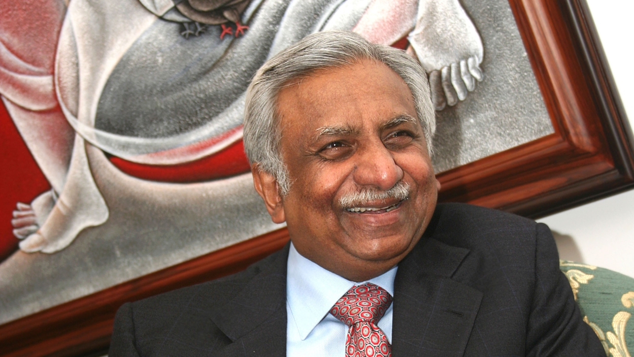 Jet Airways' founder Naresh Goyal can't leave India