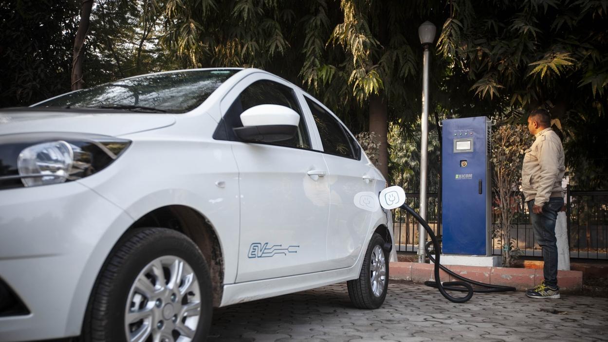 EV sales in India grew 20% in FY20