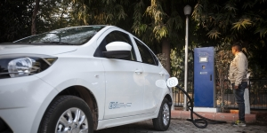 EV sales in India grew 20% in FY20