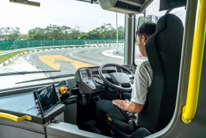 How Volvo is helping Singapore shift gears