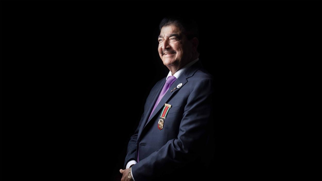 B.R. Shetty: Prescribing growth