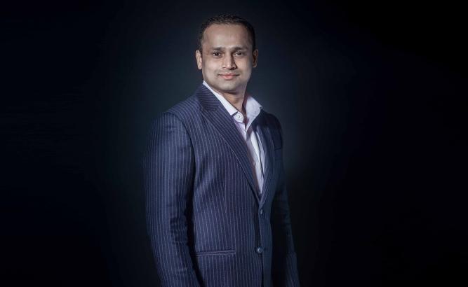 Pavan Shetty, Director, Porsche India