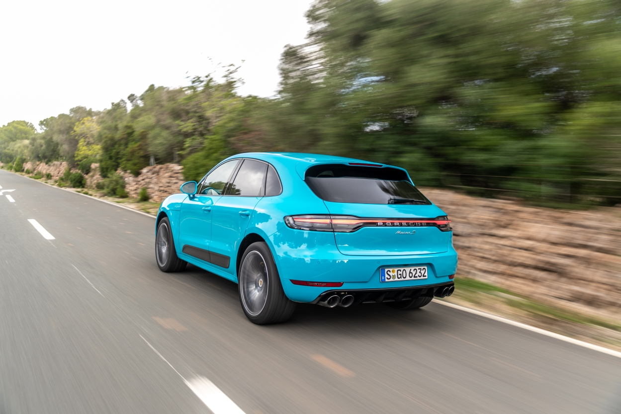 Porsche India bets big on the Macan