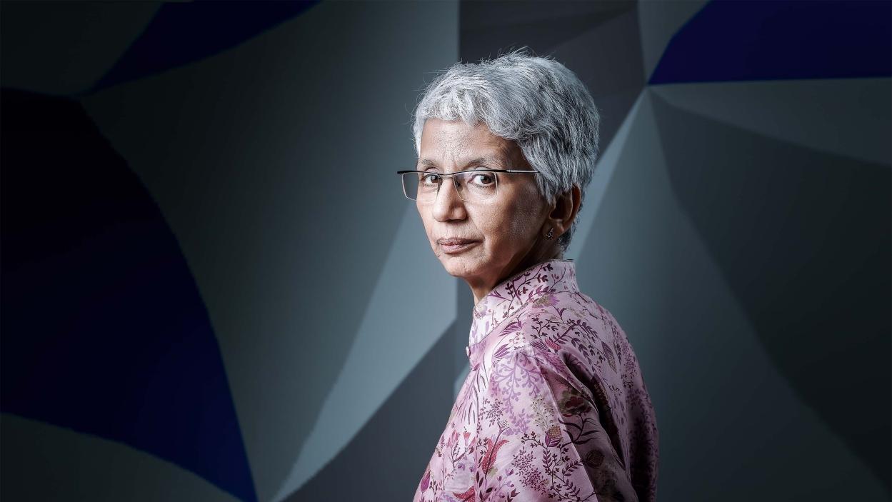 Rekha M. Menon: Taking the digital route