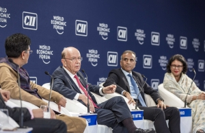 WEF India Economic Summit in pictures