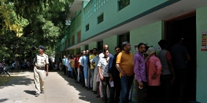 The rise of a new civic voter in India